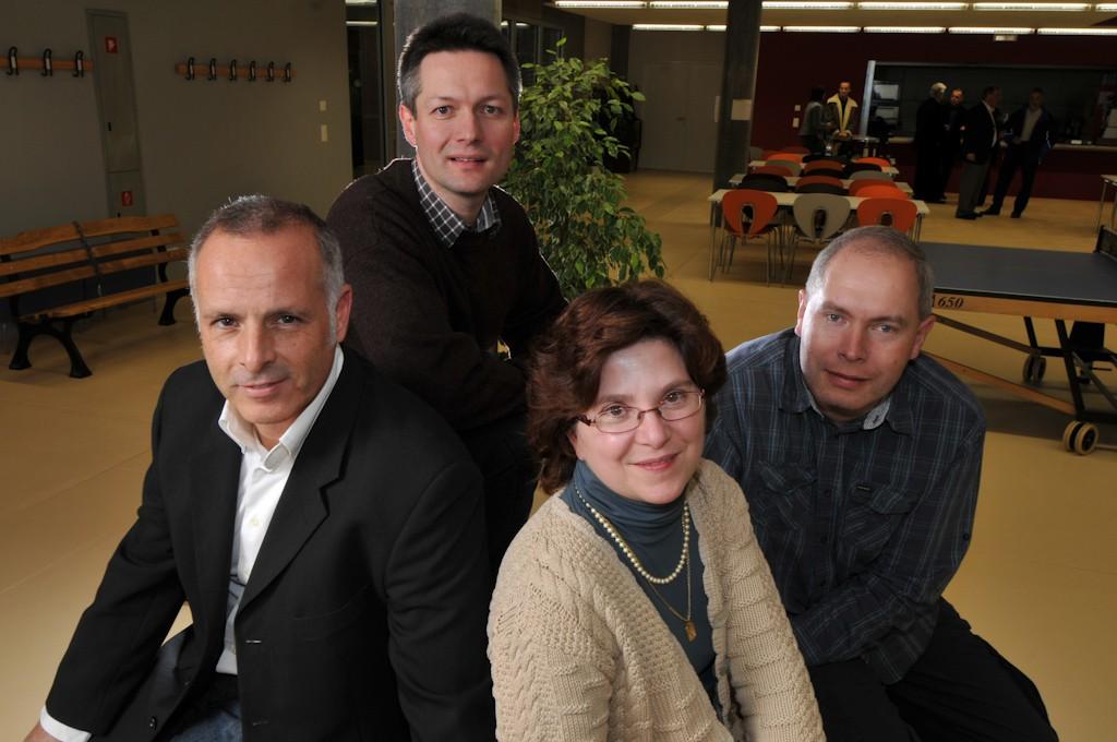 ZAVAGNO Laurent, PULFER Pierre-Alain, SCHOLLERER Angela, BOSSON Guy-Paul